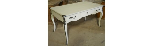 Writing Desk French Painted furniture
