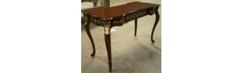 Writing Desk Classic furniture Mahogany at Indonesia