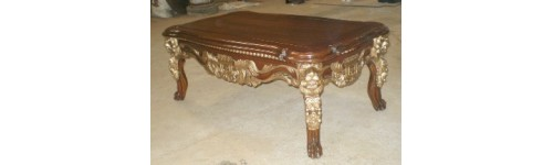 Coffee Table classic Furniture Mahogany