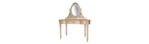Dressing Table Painted Furniture French Style