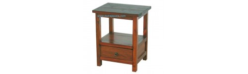 Indonesia Furniture Teak Bedside
