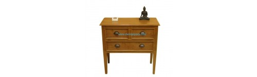 Indonesia Furniture Teak Chest of drawers