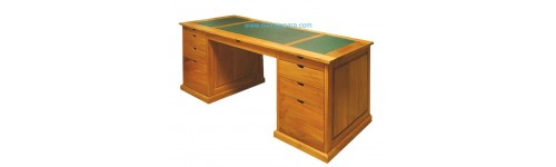 Indonesia Furniture Teak Writing Desk