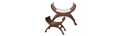 Indonesia Furniture Teak Stool