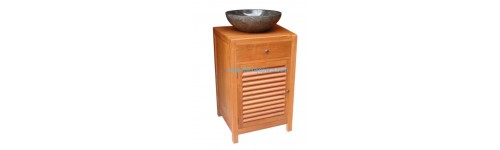 Indonesia Teak Vanity Washtafel