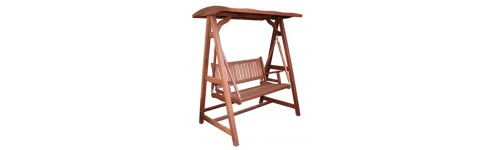 Outdoor & Garden Teak Swing Furniture Indonesia