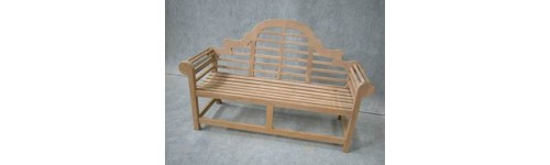 Outdoor & Garden Teak Benches Furniture Indonesia