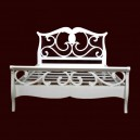 FRENCH  FURNITURE PAINTED JEPARA BED DW-BD246