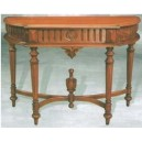 Classic furniture console of livingroom collection