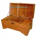 Indonesia Accesories teak furniture dw-bx003 (100x50x50)