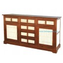 Indonesia bufet teak furniture DW-BU015 ( 150X50X80)