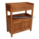 Indonesia bufet teak furniture DW-CCLUW (88X43X110)