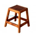 Indonesia Furniture Stool Teak Wood DW-C011 ( 25X25X50)