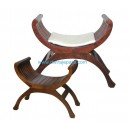 Indonesia Furniture Stool Teak Wood DW-CH007(63X36X57)