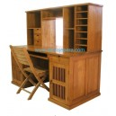 Indonesia Teak Furniture Desk DW-OT004 (175X82X156)