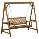 Garden furniture Indonesia of swing teak DW-GS024