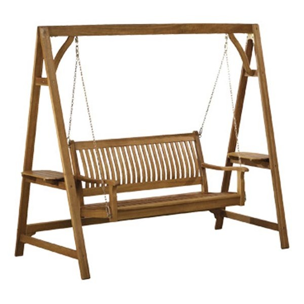 Garden furniture indonesia of swing teak dw gs024 - Garden furniture swing seats ...