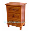 Indonesia Bedside Teak Furniture