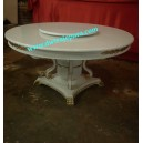 Painted Furniture Minerva Round Dining Table