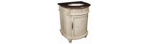 Vanity Painted Furniture French Style