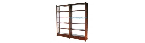 Indonesia Furniture Teak Bookcase