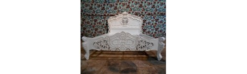 Bed Painted Furniture French Style